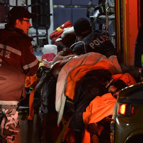fusillade ste-foy des ambulanciers