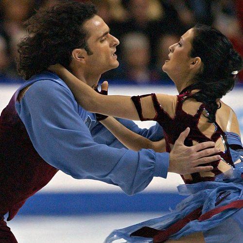 championnat de patinage artistique Marina Anissina et Gwendal Peizerat passion