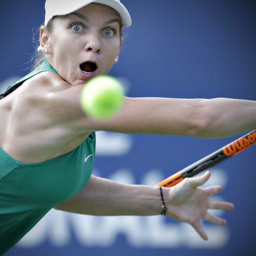 Simona Halep gagnante du tournoi de tennis coupe rogers 2018