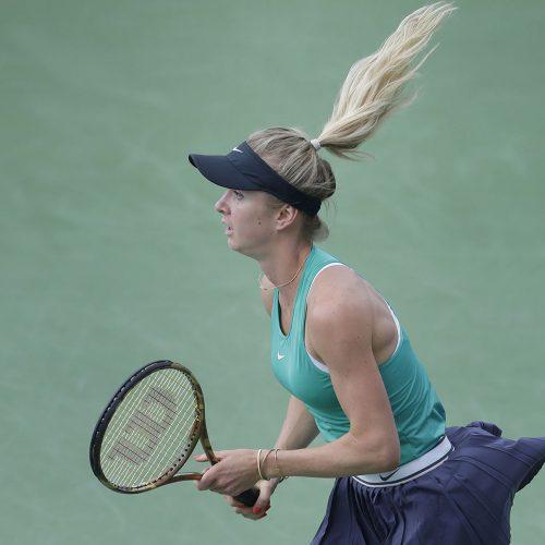 elina svitolina au tournoi de tennis de la coupe rogers