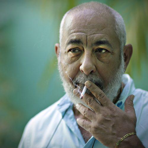Leonardo Padura a été, en 1995, le premier Cubain à obtenir le statut officiel d'auteur indépendant