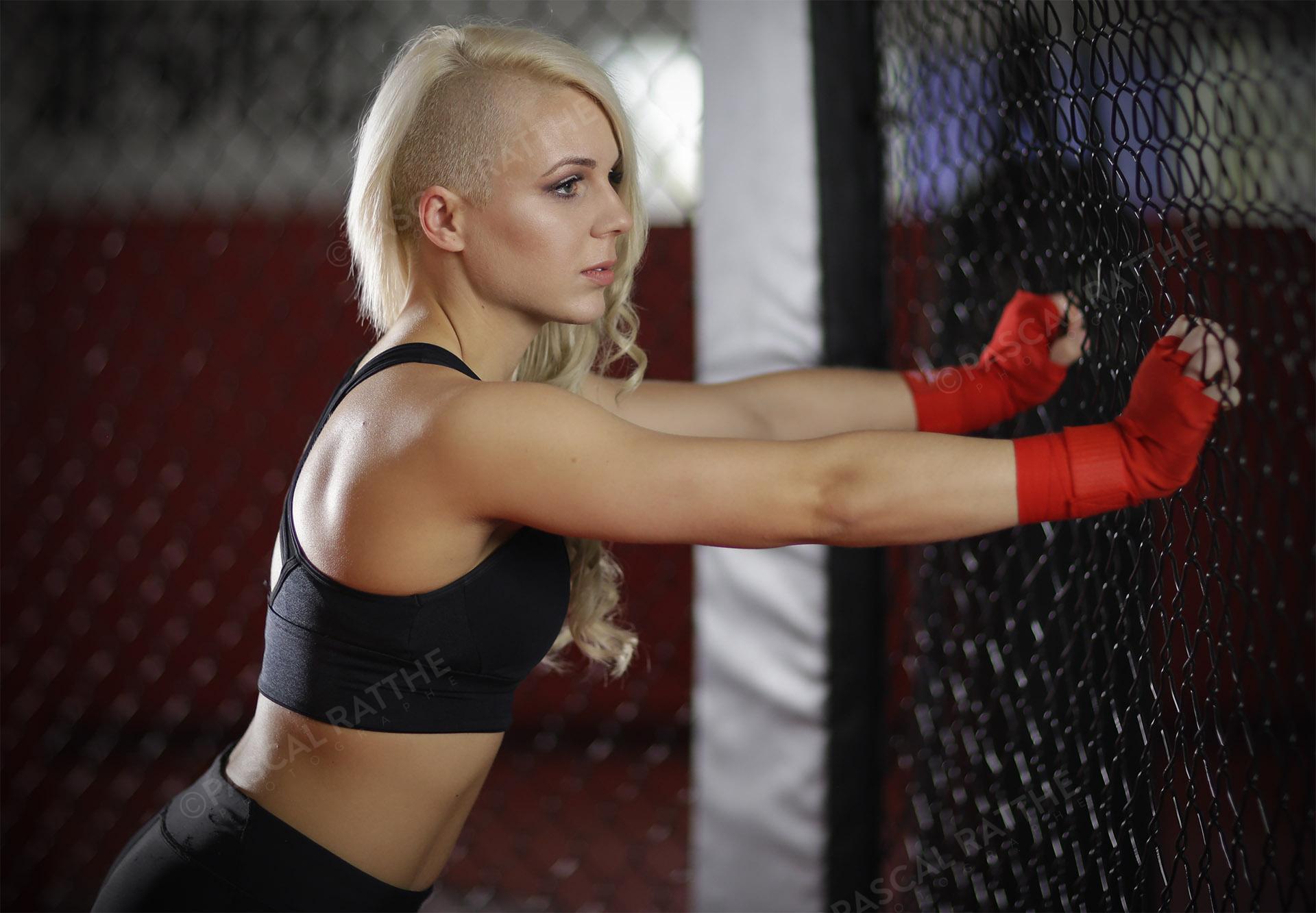 Émilie Gendron une athlète à Découvrir