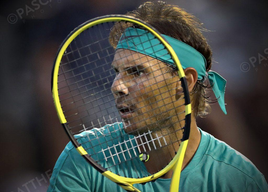 Rafael Nadal est un joueur de tennis espagnol à la coupe rogers 2019